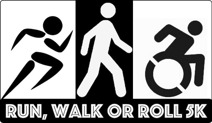 run walk or roll 5k